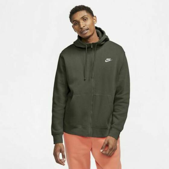 Nike - NSW Club Hoodie Full Zip