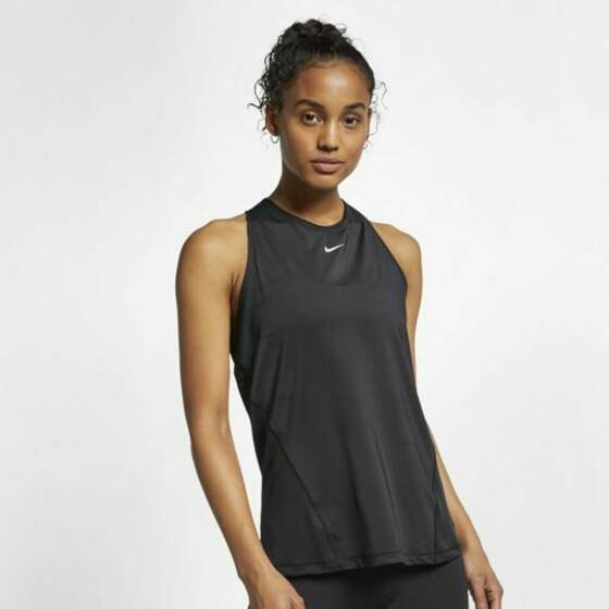 Nike - Tank Top All over Mesh